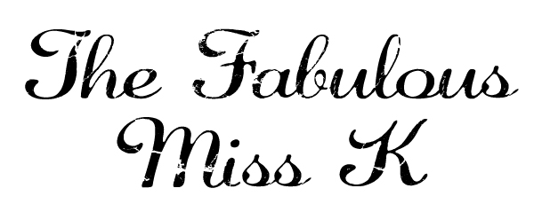 The Fabulous Miss K - Vintage is for Everyone