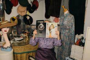 Vintage Fashionista Portrait session with Missy Vintage