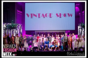 Norwich Fashion Week – Part 1 –  the shows!!